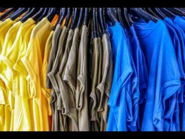 近くの服屋で安い服を買って思うこと