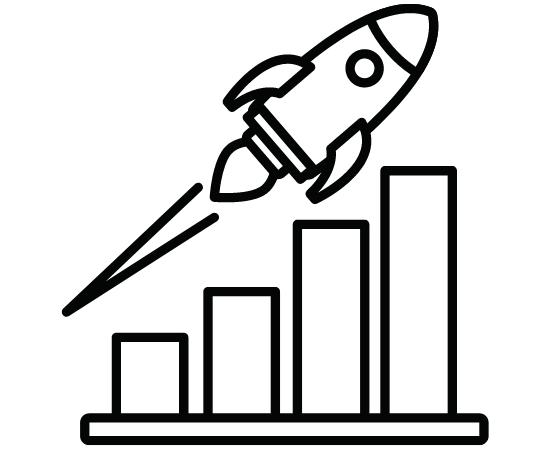 ロケットとグラフ